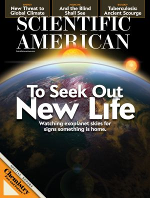 Exoplanets / Scientific American