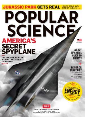 SR-72 / Popular Science