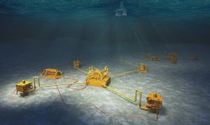 Underwater Oil Production / Hawkeye Communication