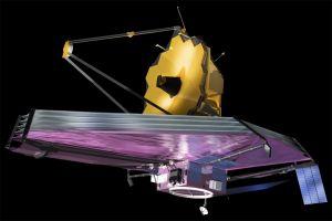 James Webb Telescope / National Geographic Magazine